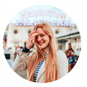 Vivien Mallon introvertiert selbstbewusst