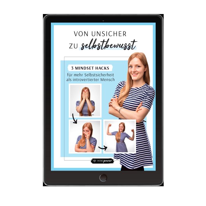 Intropower e-Book von unsicher zu selbstbewusst 2020