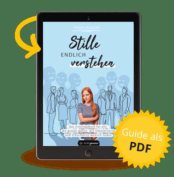intropower Stille endlich verstehen Guide PDF introvertiert schüchtern